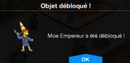 Moe Empereur Déblo