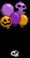 Ballons d'Halloween