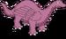 Brachiosaure ailé