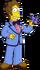 Homer Bal de promo