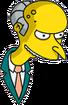 M. Burns Icon