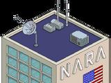 Centre d'entraînement spatial
