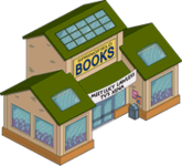 Librairie de Springfield