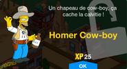 DébloHomerCow-boy
