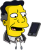 Howard K. Duff Téléphone
