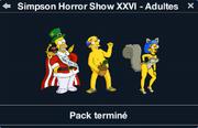 Simpson Horror Show XXVI - Adultes