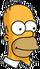 Homer Futur Icon