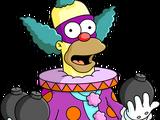 Face de Clown