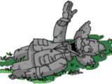 Débris Krustyland