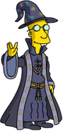 Professorfrink wizard victory pose image 6
