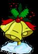 Super cloche de pelouse festive