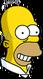 Homer Retraité Content