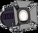 Robot dansant à projecteur Icon