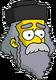 Rabbi Krustofsky Triste