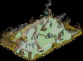 Marais brumeux