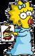 Maggie Dessin Gnome