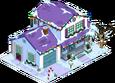 Maison des Skinner de Noël