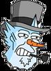 Frosty le tueur à gages Icon