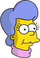 Mona Simpson Icon