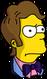 Homer Bal de promo Ennuyé