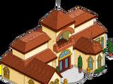 Villa de Krusty