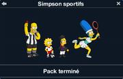 Simpson sportifs