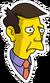 Skinner Triste Icon