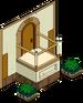 Petit balcon classique