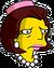 Mme Quimby Triste