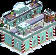 Station du Pôle Nord