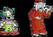 Vendeur maléfique & Poupée parlante de Krusty