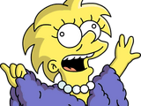 Lisa Reine des lézards