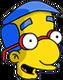 Milhouse excité Icon
