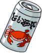 Jus de crabe