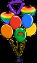 Ballons extravagants