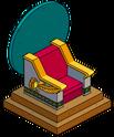 Trône de pharaon