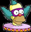 Face de Clown Icon