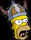 HomerBarbare Hurlant