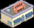 Magasin Le monde du canapé
