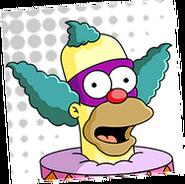 SQ Face de Clown