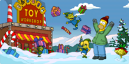Événement de Noël 2014 Partie 1