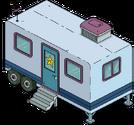 Caravane de Milhouse