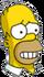 Homer Gêné