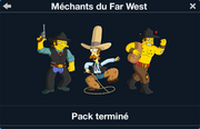 Méchants du Far West