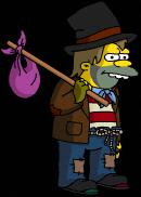 Nelson costume