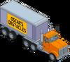Camion de livraison Oscar