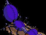 Fourmi mécanique Gamma