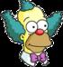 KrustySmoking Icon