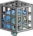 Zombie Sénile Icon