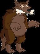 Loup-graillou